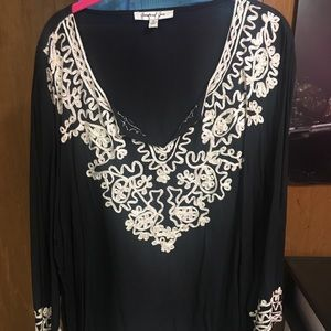 jennifer & grace Tops - Jennifer & Grace blouse